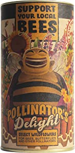 The Jonsteen Company Pollinator's Delight | Flower Seed Grow Kit