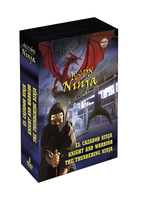Pack Acción Ninja: El Cazador Ninja/Knight and Warrior/The ...