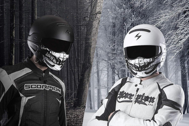 Scorpion Exo Combat Maske Skull Auto