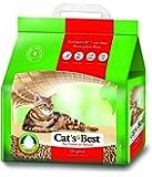 Cat's Best Litière écologique pour chats agglomérante - CAT'S BEST ÖkoPlus - 10L