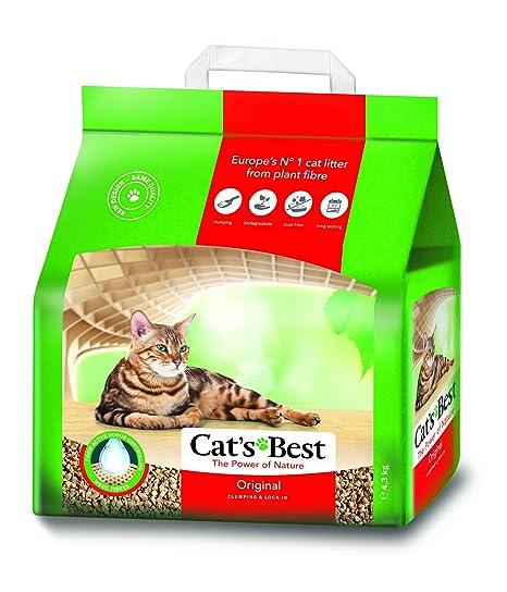 litiere chat 10 l