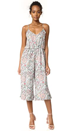 2dd226469d8 cupcakes and cashmere Women s Gale Paisley Floral Cropped Jumpsuit