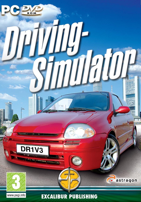Driving Simulator Pc Dvd Amazon Co Uk Pc Video Games