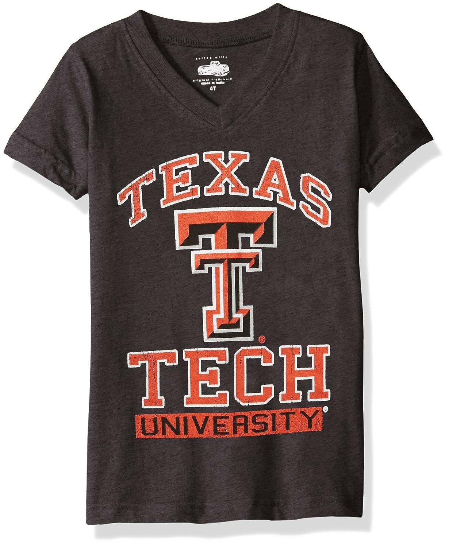 【ギフ_包装】 Girl Raiders 's VネックTee 14 Texas Texas Tech Red Raiders B06XMZWZRP B06XMZWZRP, calendar-world:e2abc619 --- a0267596.xsph.ru
