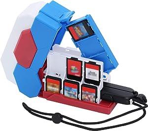 Modpacer Joy-Con Wrist Straps & Game Card Case for Nintendo Switch (Unicon Squad)