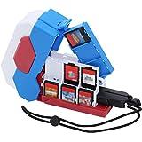 Nintendo Switch専用カードケース+Joy-Conストラップ収納 (Unicon Squad)ニンテンドースイッチ用ゲームカードポケット