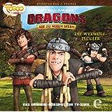 Dragons - Auf zu neuen Ufern - Die Werwolf-Flügler (28) - Das Original-Hörspiel zur TV-Serie