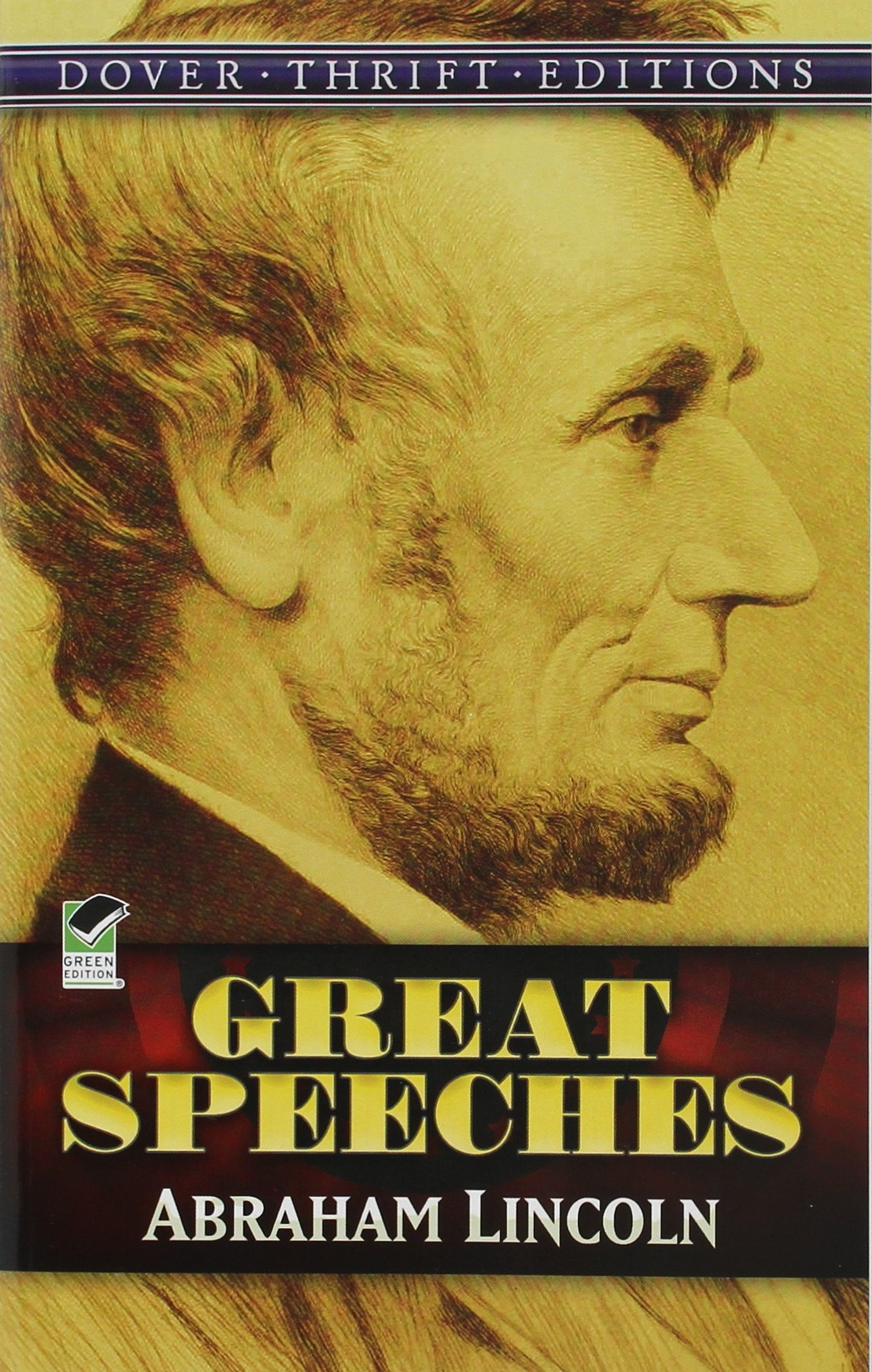 abraham lincoln great speeches dover thrift editions abraham abraham lincoln great speeches dover thrift editions abraham lincoln roy p basler john grafton 9780486268729 com books