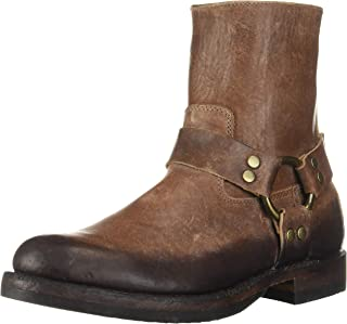 product image for Frye Men's John Addison Harness Back Zip Fashion Boot