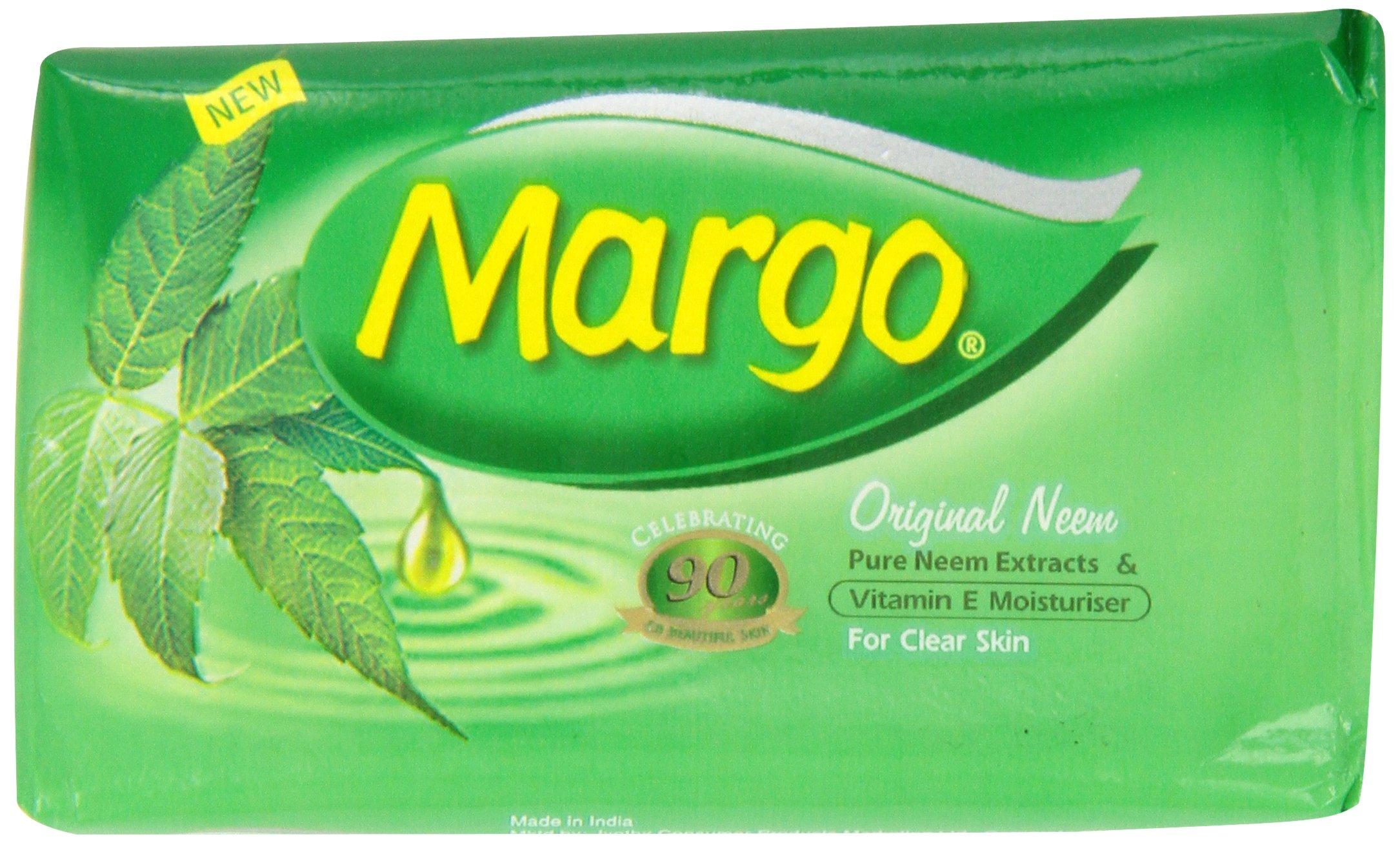 Margo Neem Soap, 75 Gram (Pack of 12)