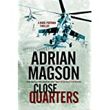 Close Quarters: A spy thriller set in Washington DC and Ukraine (A Marc Portman Thriller Book 2)