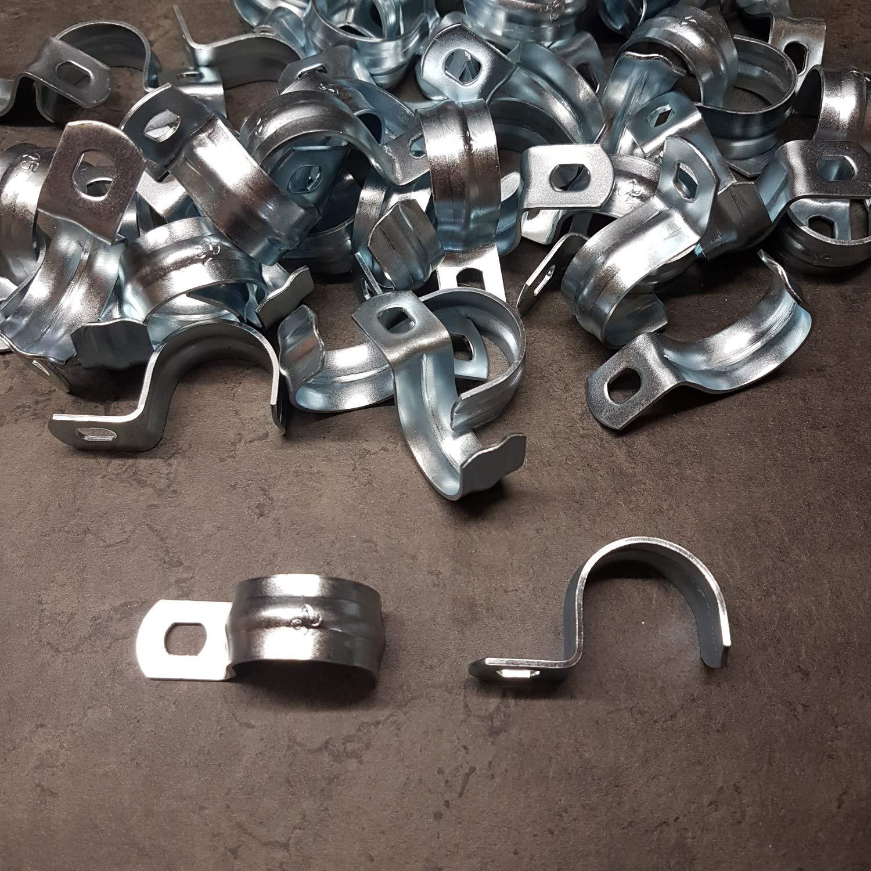 Reidl Scheiben gestanzt ohne Fase 42 mm DIN 126 Stahl blank 1 St/ück