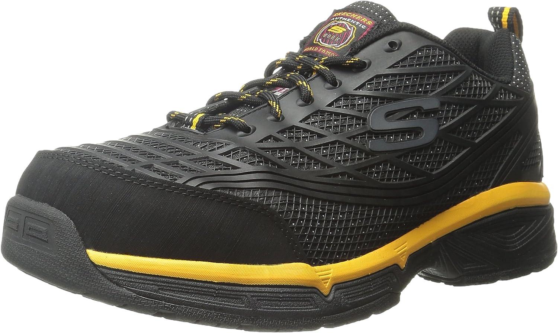 Conroe Steel Toe Work Shoe