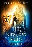 The Kingson Pride Box Set: A Reverse Harem Paranormal Romance Series (English Edition)