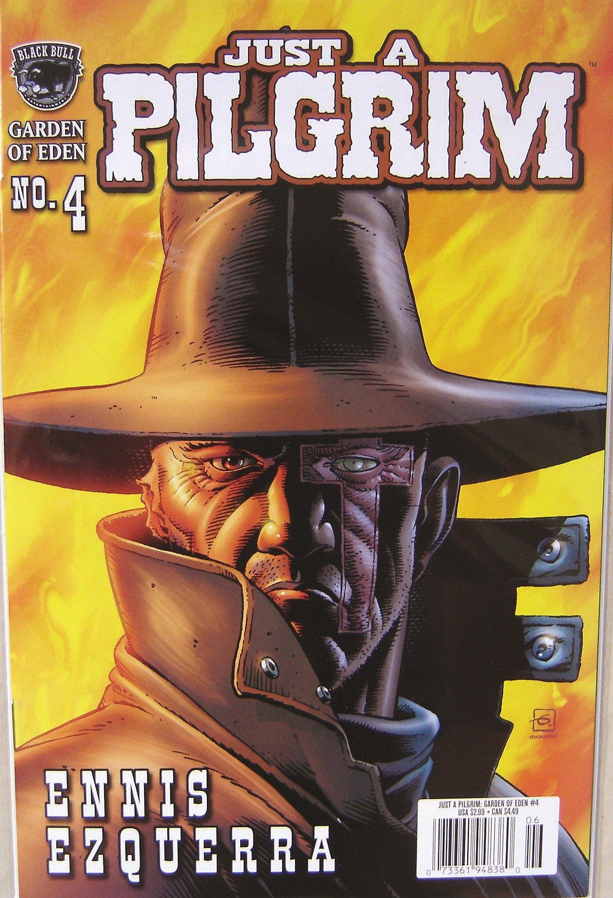 Download Black Bull Comics Just A Pilgrim No. 4 PDF