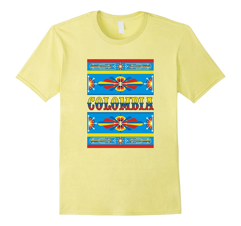 Colombian Chiva Art T-Shirt