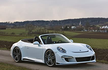 Image Unavailable. Image not available for. Color: Porsche 911 Gemballa Carrera S ...