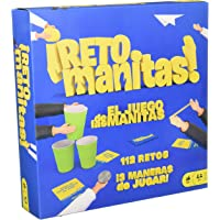 Mattel Games Juego Reto Manitas