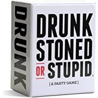 Drunk Stoned Stupid, LLC Card Game, White (861721000171)