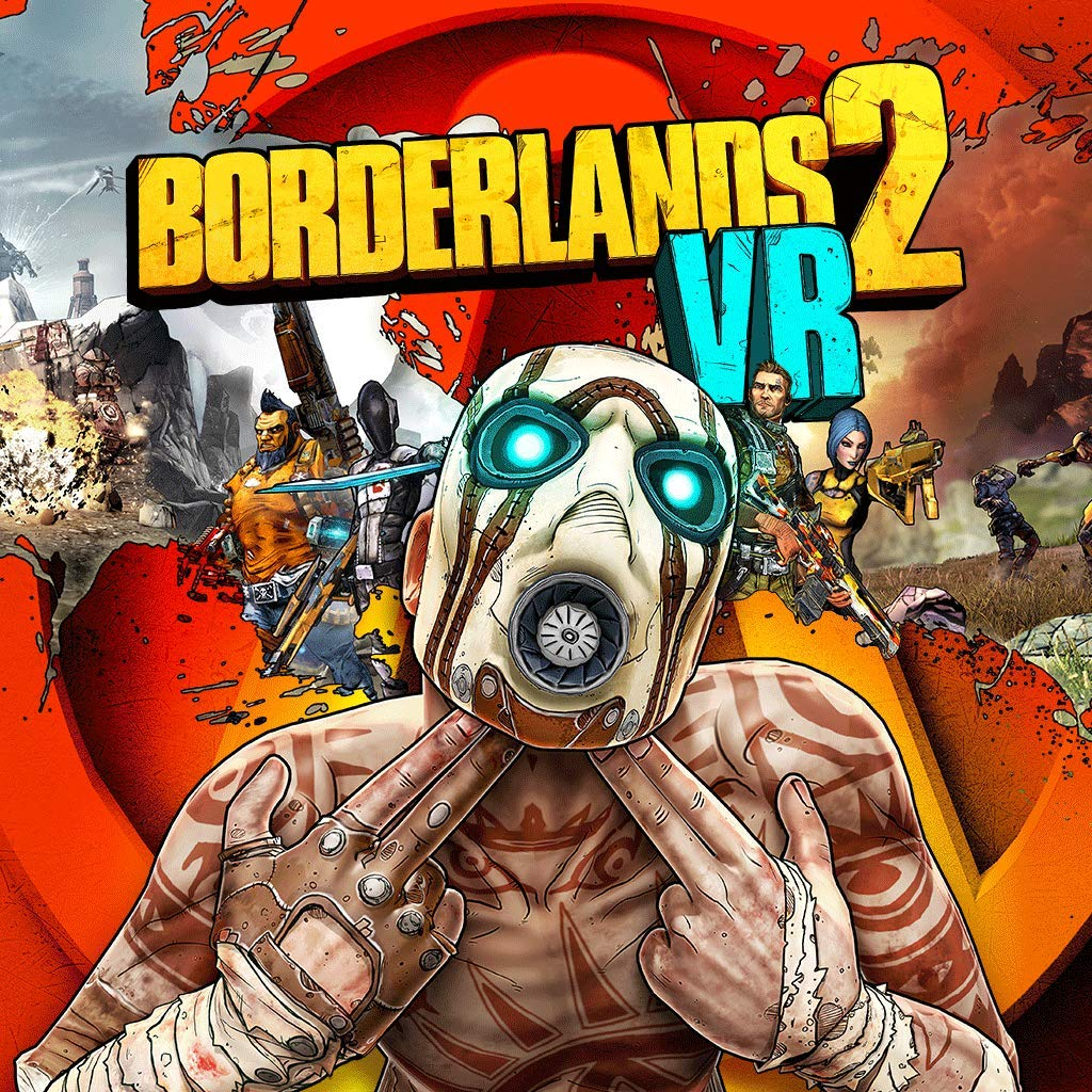 Amazon com: Borderlands 2 VR - PS4 [Digital Code]: Video Games