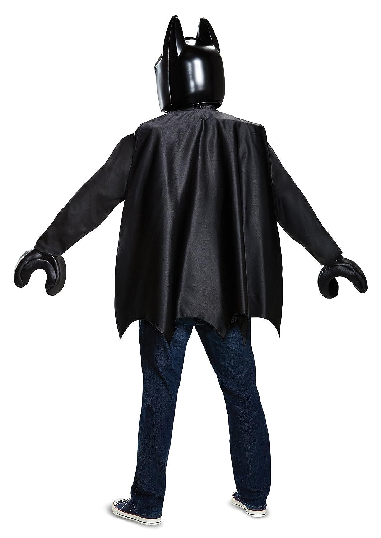 Generique - Disfraz Batman Lego Adulto Talla única: Amazon.es ...