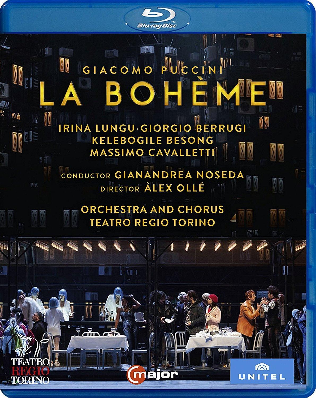 Blu-ray : PUCCINI - La Boheme (Blu-ray)
