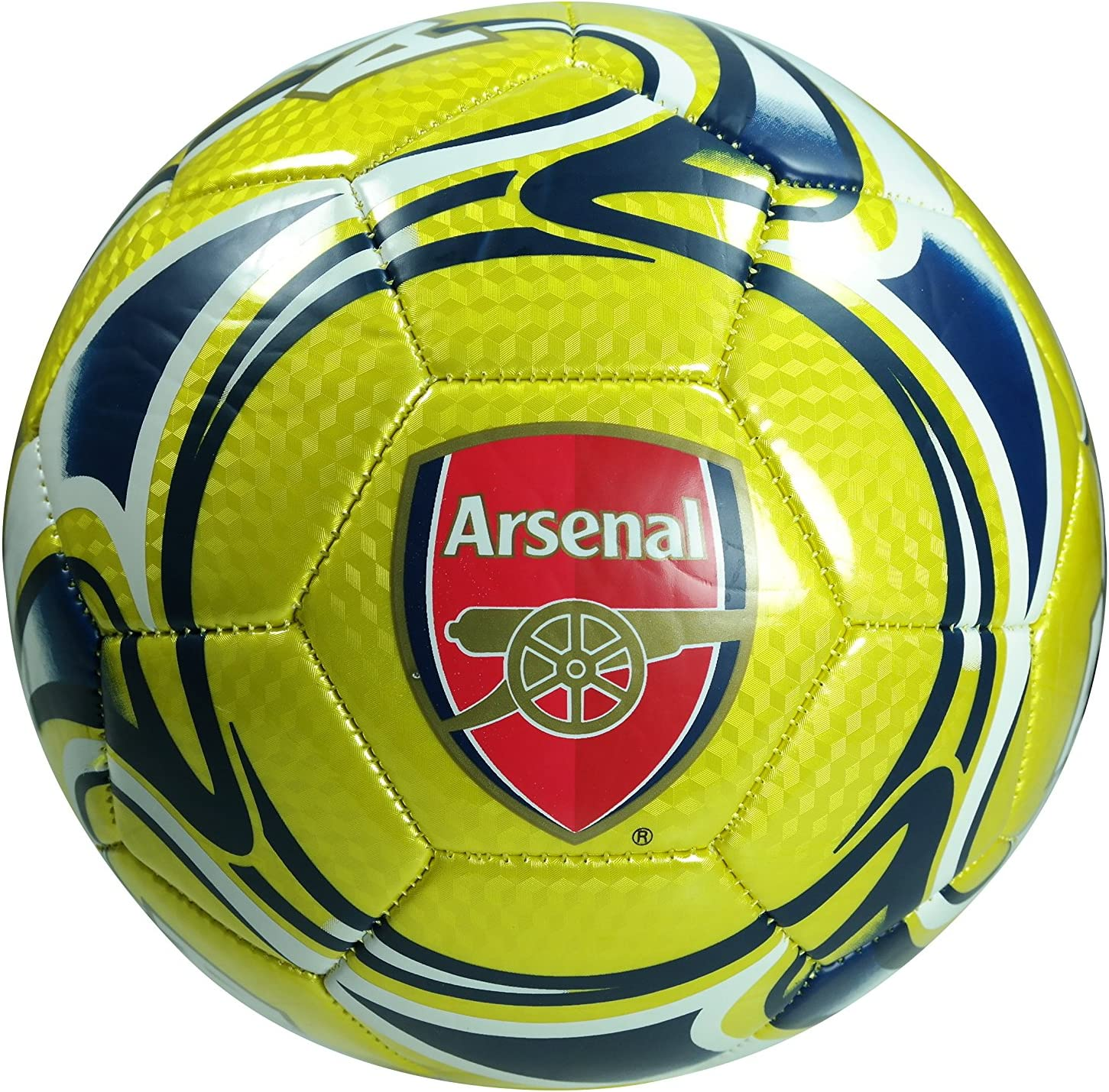 Arsenal Authentic Official Licensed Soccer Ball Size 5