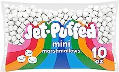 Jet-Puffed Mini Marshmallows (10 oz Bag)