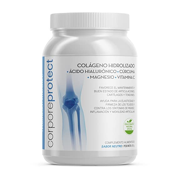 Corpore Protect Colágeno Hidrolizado Neutro - 363 gr: Amazon.es: Salud y cuidado personal