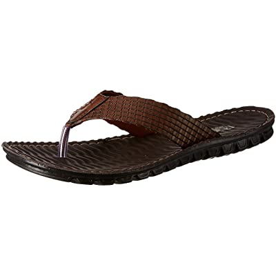 Liberty Mens Flip Flops Casual T-Strap Slides Cushion Footbed Non Leather Light Weight Sandal Thongs | Sandals