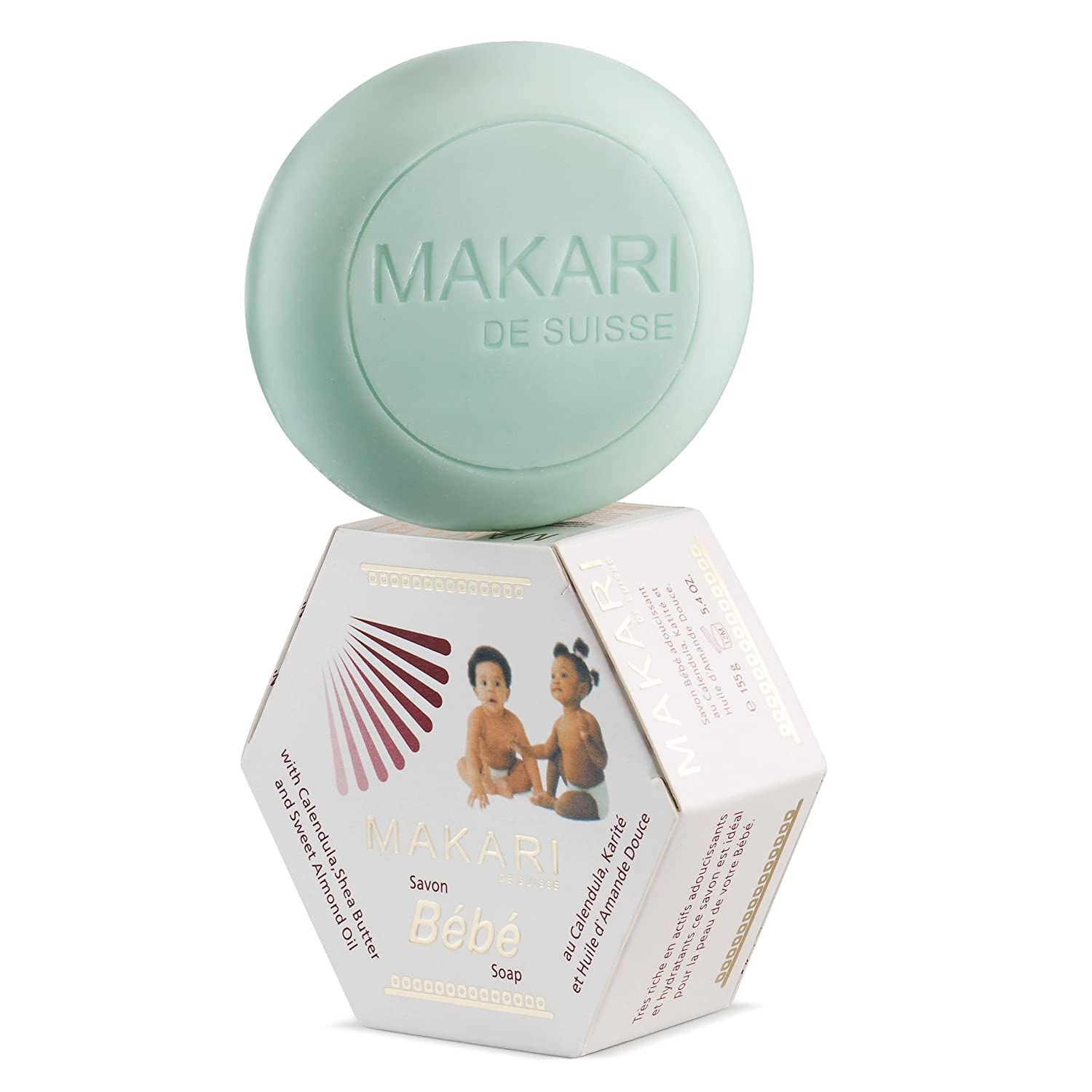 makari-soap-Best soap for baby with eczema