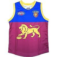 Brisbane Lions AFL Footy Kids Youths Football Jumper Guernsey Jersey Jersey