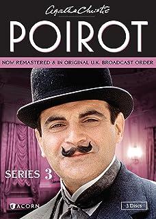 Amazon com: Agatha Christie's Poirot, Series 5: David Suchet