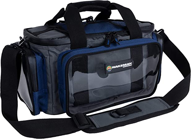 show original title Details about  /Xl fishing bag insulated carry all internal 56x29x32cm period tent sessions