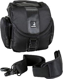 Panasonic Lumix DMC-FZ300 - Cámara Bridge de 12.1 MP (Zoom de 24X, Objetivo F2.8 de 25-600 mm, Estabilizador Óptico, 4K, Sellada contra Polvo y Salpicaduras), Color Negro: Amazon.es: Electrónica