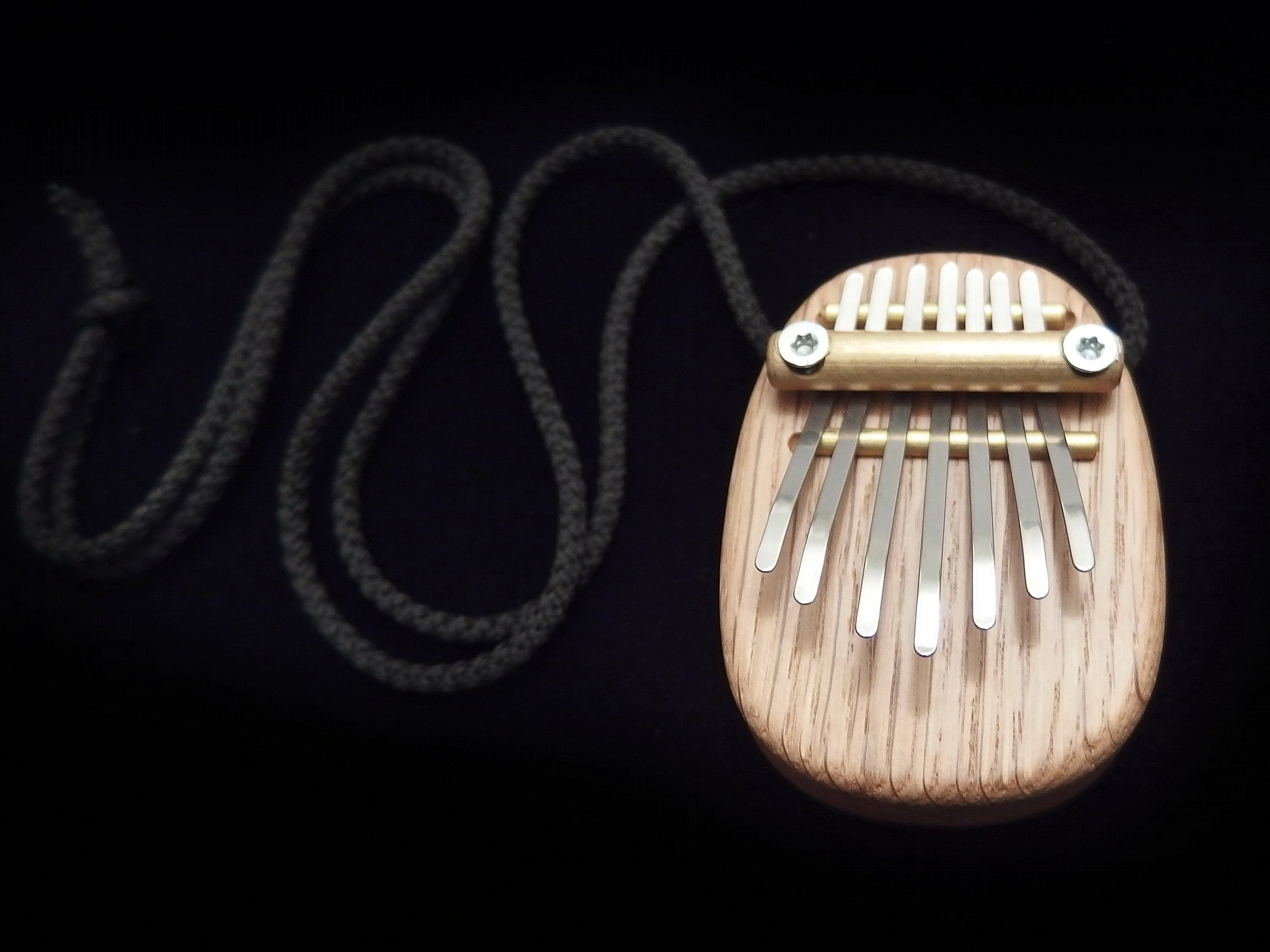 Kalimba Shamanic Mini (in case) Sansula Thumb Piano Great sound by Shamanicshop (Image #7)