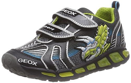 Geox J SHUTTLE BOY A Jungen Sneakers