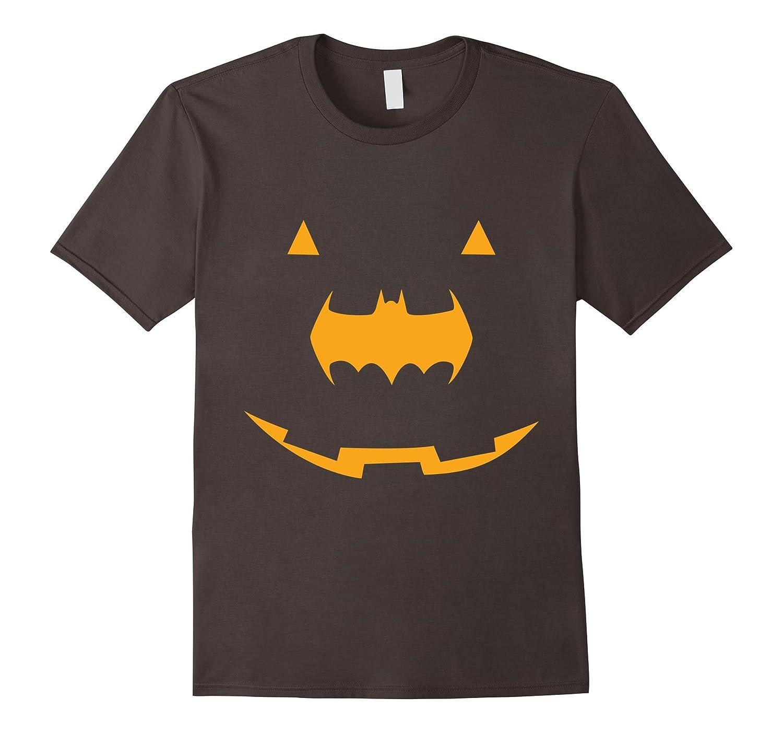 Bat man Pumpkin Halloween Costume Party Horror Gift T-shirt-RT