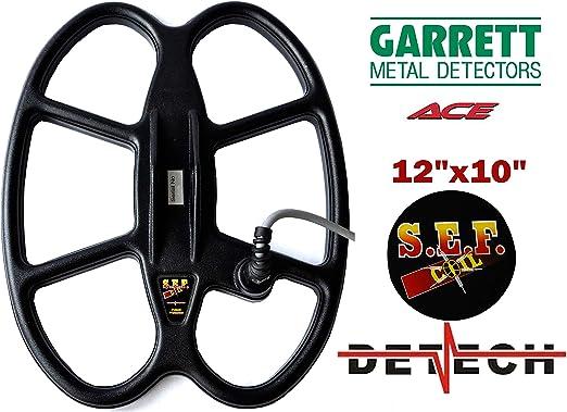 DETECH - Bobinas de búsqueda para detectores de metales Garrett ...