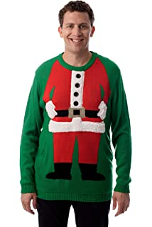 af754228b12 Suck It Candy Cane Ugly Christmas Sweater at Amazon Men s Clothing ...