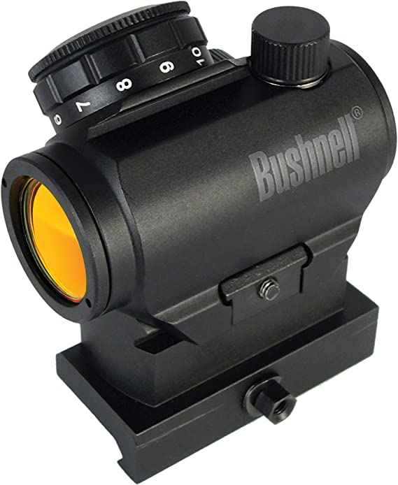 Bushnell Optics TRS-25 Hirise 1x25mm Red Dot Riflescope with Riser Block
