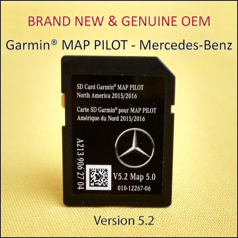 amazon com 2015 2016 2017 mercedes benz glc e c class map sd card rh amazon com Garmin 541s Wiring Harness Garmin GPS Antenna