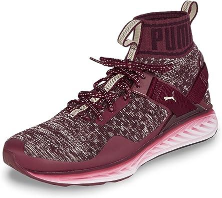 Puma 189895 Zapatos Hombre Rojo 43: Amazon.es: Deportes y aire libre