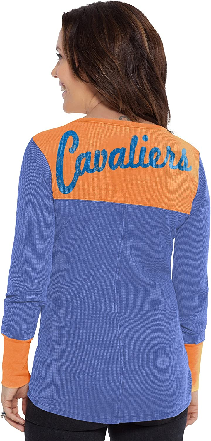 Small Touch by Alyssa Milano NBA Cleveland Cavaliers Blindside Thermal Royal