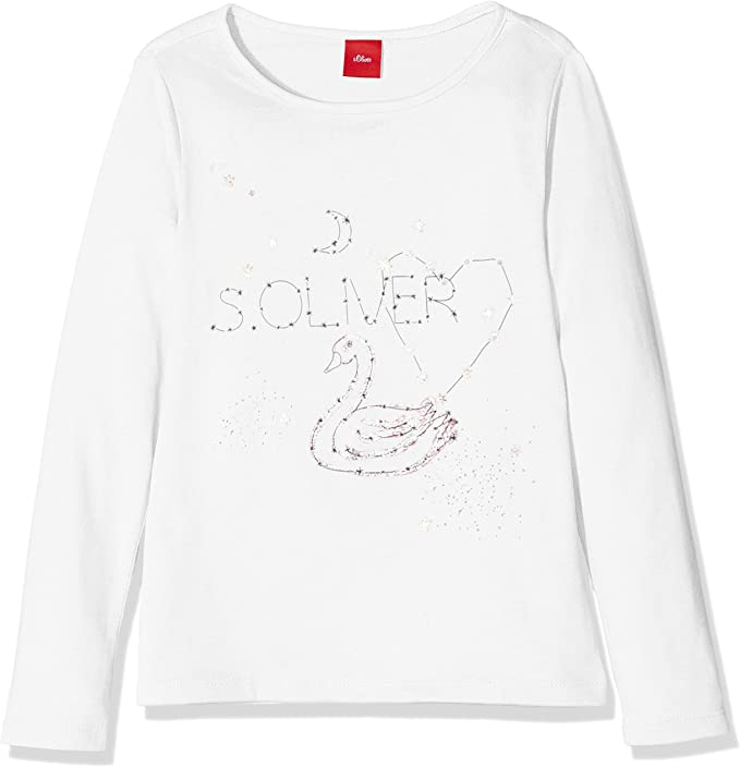 s.Oliver Girls Longsleeve T Shirt