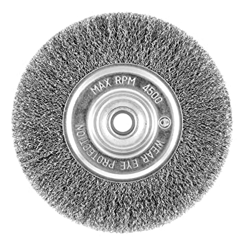 4 Century Drill /& Tool 76043 Cable Twist Angle Grinder Wire Wheel Brush
