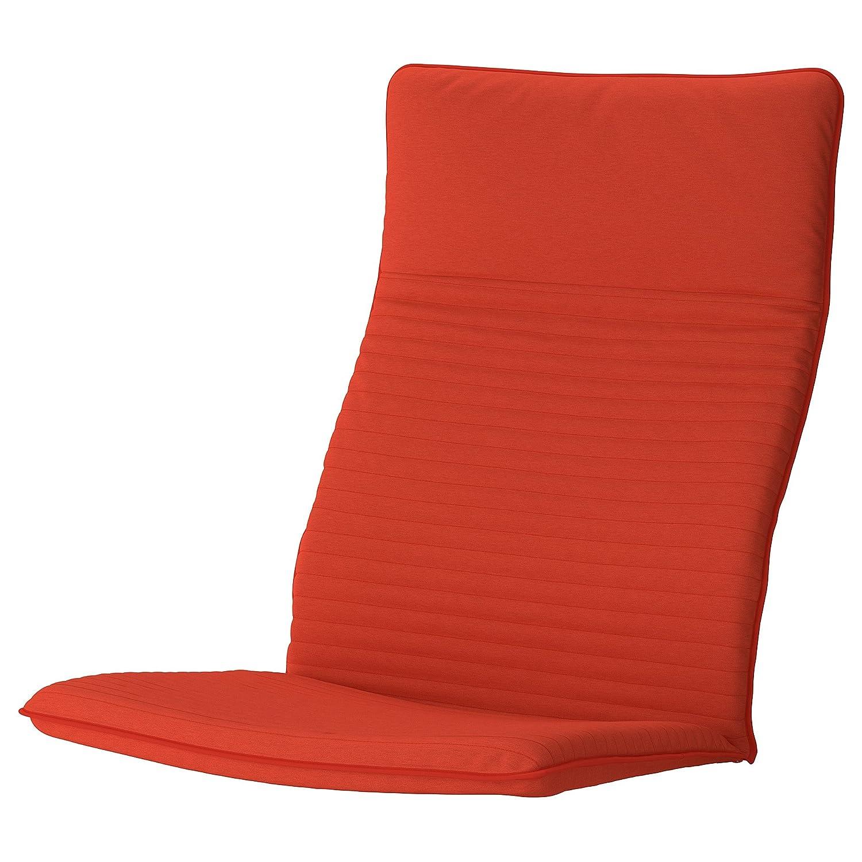 Ikea POANG - Cojín para Silla, Color Naranja y Naranja ...