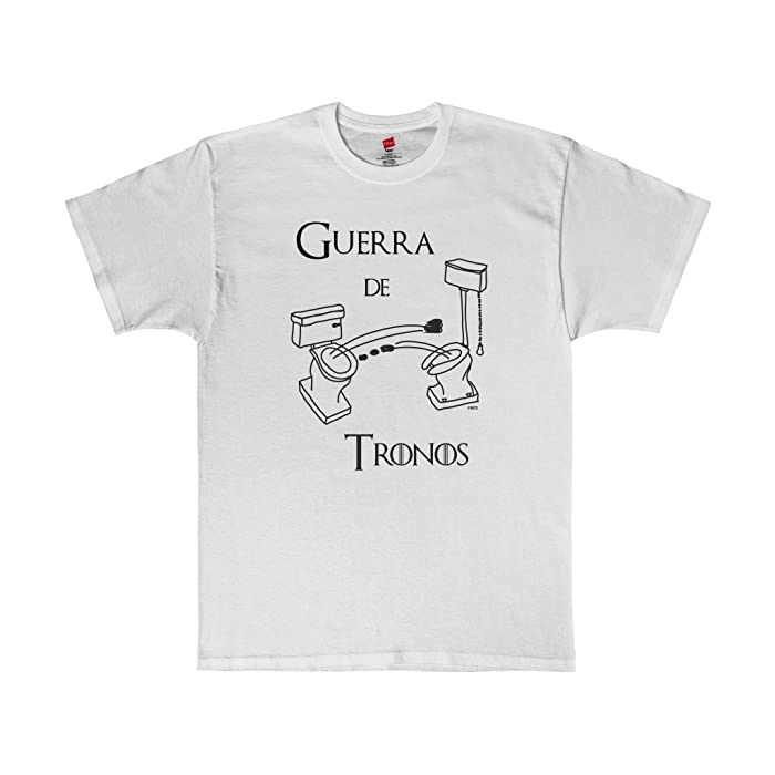 Guerra de Tronos Tagless T-Shirt by No Limits T-Shirts Ash / S at Amazon Womens Clothing store: