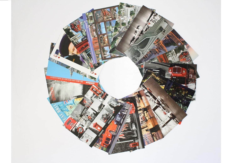 Fisa GB, selezione di 20 cartoline da Londra