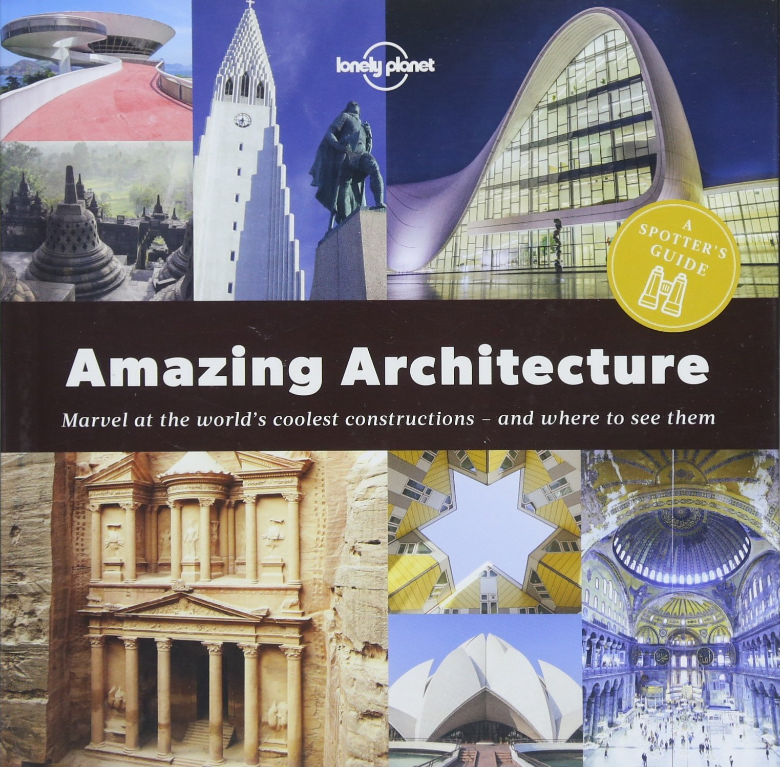 Download A Spotter's Guide to Amazing Architecture (Lonely Planet) pdf